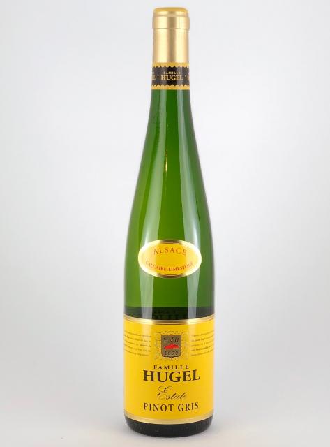 Famille Hugel, Estate, Pinot Gris, AOC Alsace, Blanc, 2015
