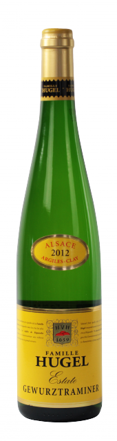 hugel estate gewurztraminer