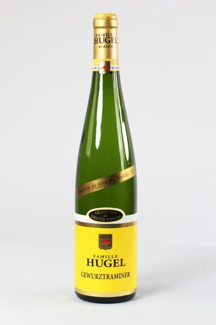 HUGEL GEWURTZ SGN S BOUTEILLE
