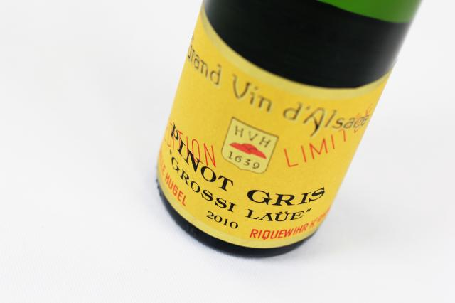 HUGEL PINOT GRIS GROSSILAUE ETIQUETTE1
