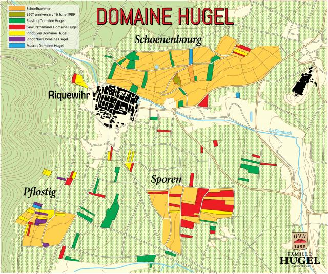 VIGNOBLE HUGEL