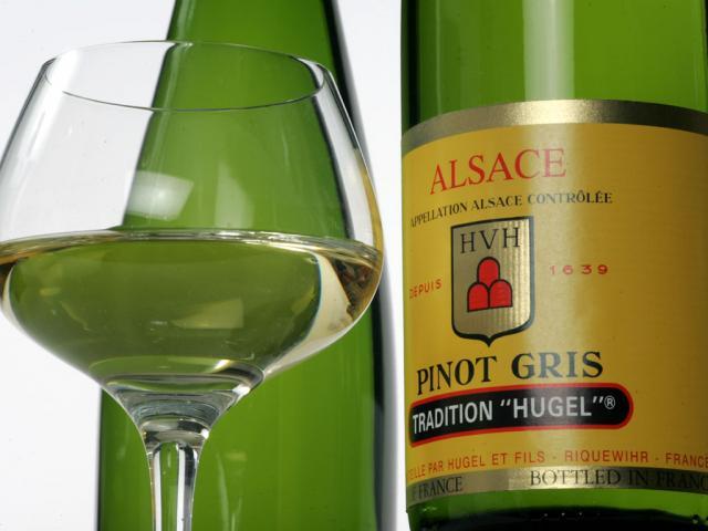 Pinot Gris TRADITION 2012