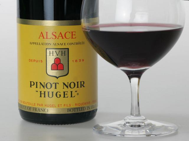 Pinot Noir HUGEL 2016