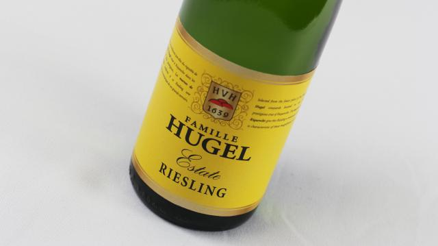 HUGEL ESTATE RIESLING