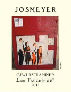 JOSMEYER, La série Artiste, AOC Alsace, Blanc, 2018