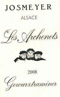 GEWURZTRAMINER LES ARCHENETS 2008