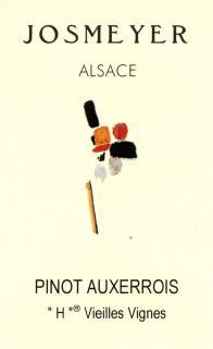 JOSMEYER, Grands Crus, AOC Alsace, Blanc, 2017