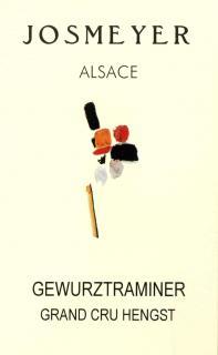 GEWURZTRAMINER GRAND CRU HENGST 2008