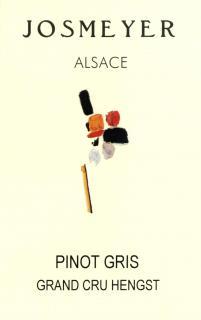 PINOT GRIS GRAND CRU HENGST 2007