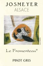 PINOT GRIS LE FROMENTEAU 2012