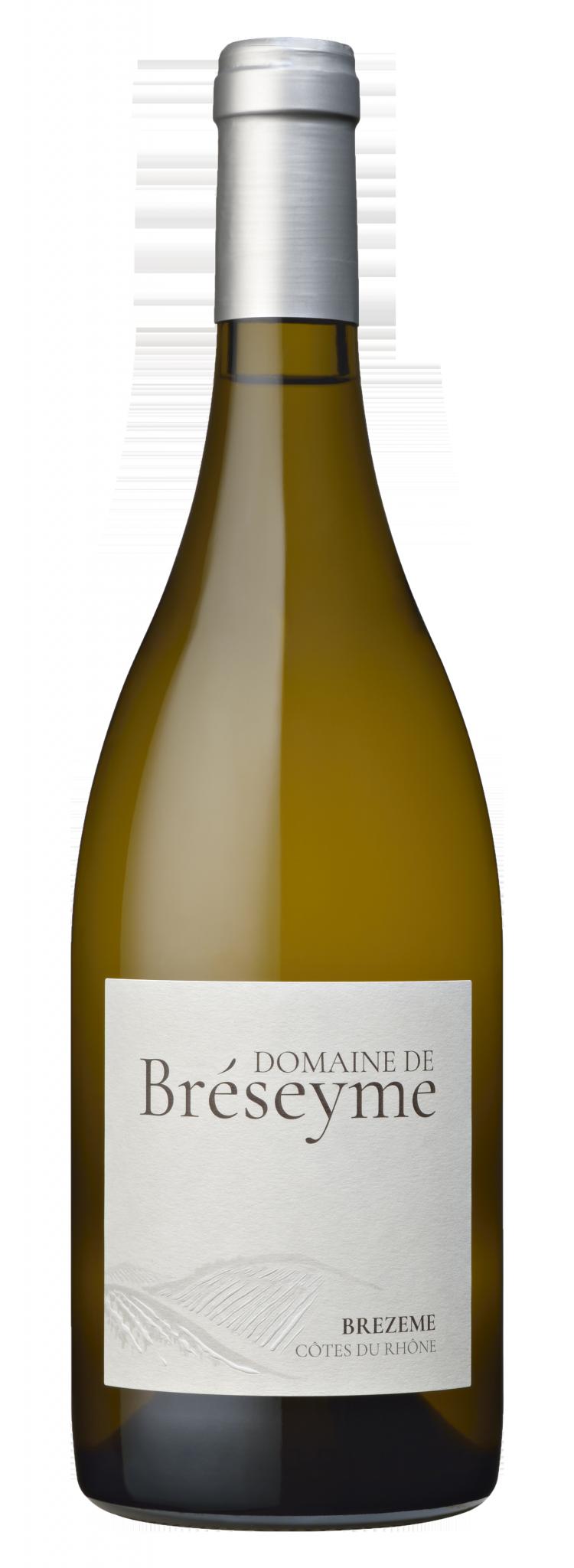 Domaine de Bréseyme, Brézème, AOC Côtes du Rhône, Blanc, 2018