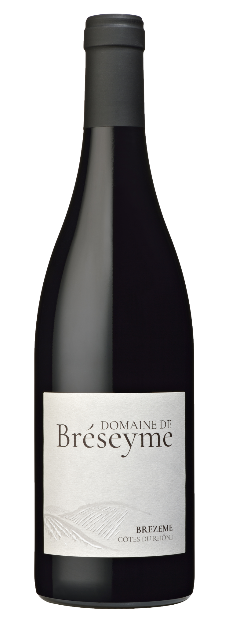 Domaine de Bréseyme Côtes du Rhône Brezeme Rouge - 2017