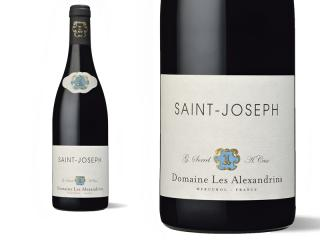 Domaine Les Alexandrins - Saint-Joseph - 2018 AOC Saint-Joseph