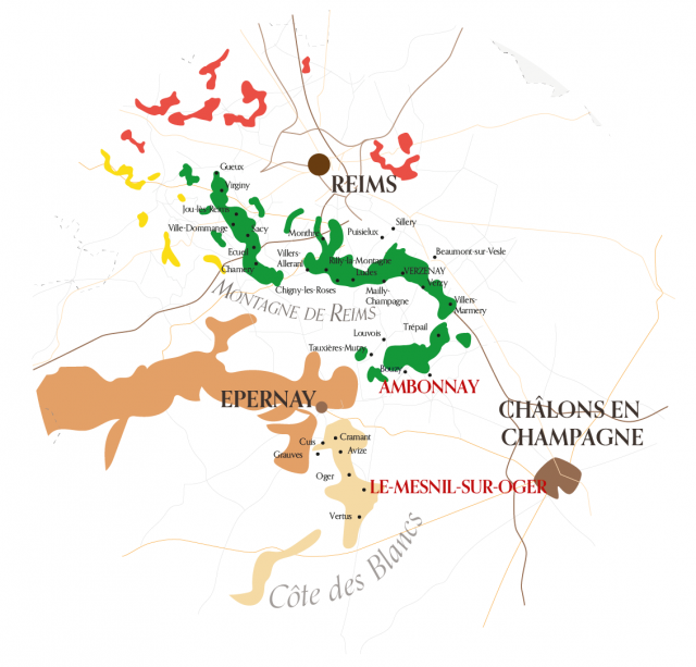 Carte Champagne viticole MA Plan de travail 1