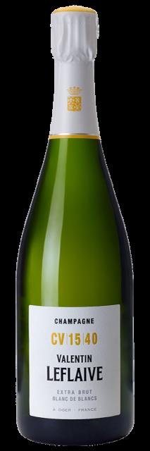 Champagne Valentin Leflaive Blanc de Blancs CV 15 40 Extra Brut
