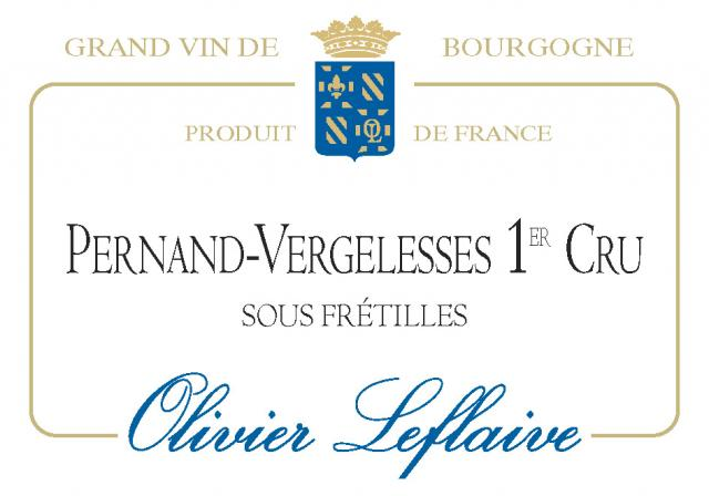 PERNAND-VERGELESSES 1er Cru Sous Frétilles 2020