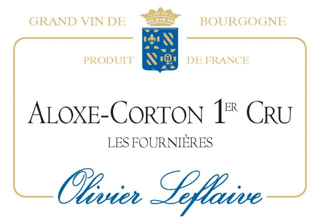ALOXE-CORTON 1er Cru Fournières 2019
