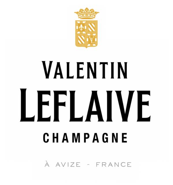 Logo Champagne Valentin Leflaive