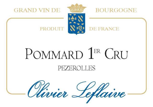 POMMARD 1er cru Pézerolles 2019