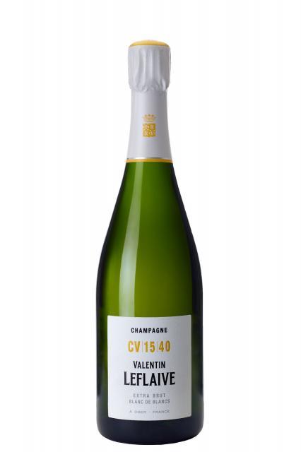Champagne Valentin Leflaive Extra Brut Blanc de Blancs CV1540