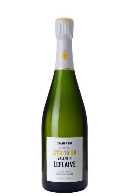 Champagne Valentin Leflaive Le Mesnil sur Oger 15 50 Grand Cru