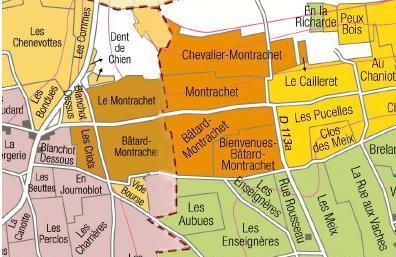 1GrandsCrus Chassagne Puligny
