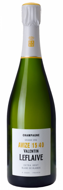 Champagne Valentin Leflaive Blanc de Blancs Avize Grand Cru 15 40 Extra Brut