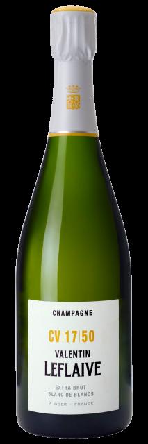 Champagne Valentin Leflaive Blanc de Blancs CV 17 50 Extra Brut