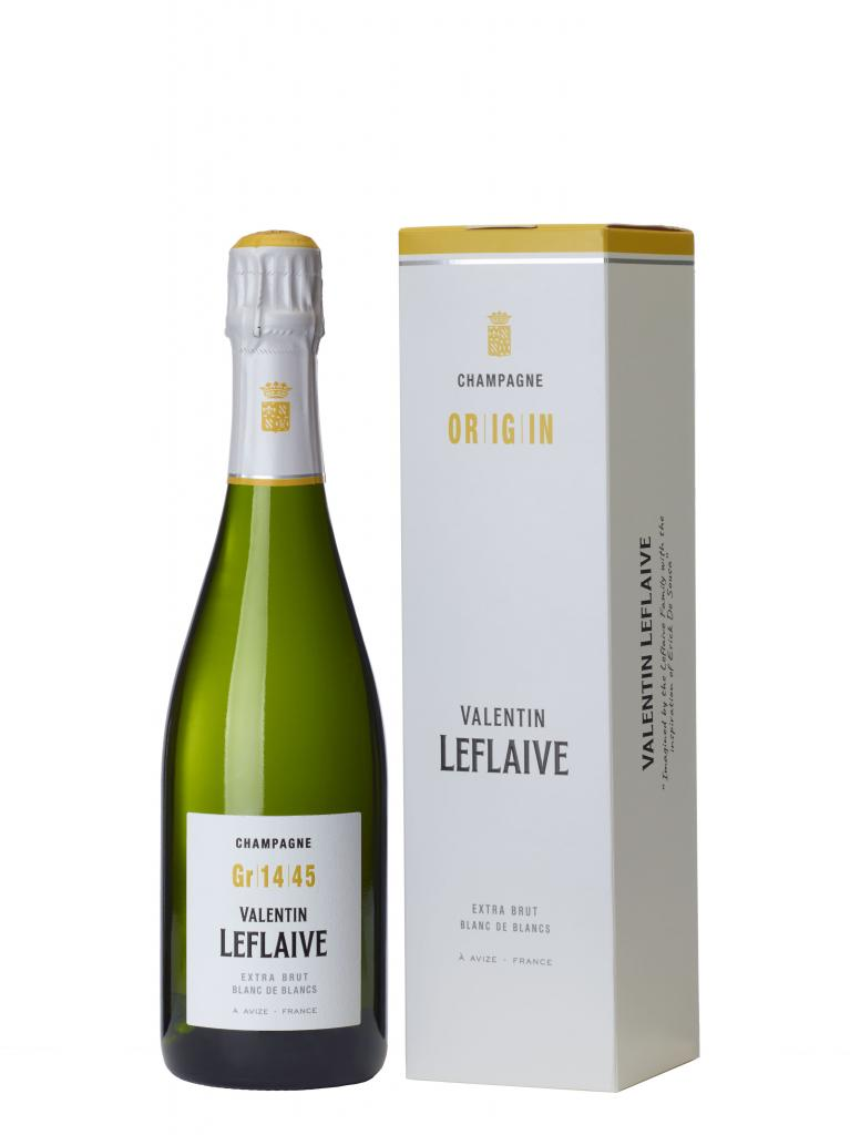 Champagne Valentin Leflaive Extra Brut GR1445