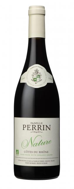 Famille Perrin Nature Côtes-du-Rhône Rouge - 2020