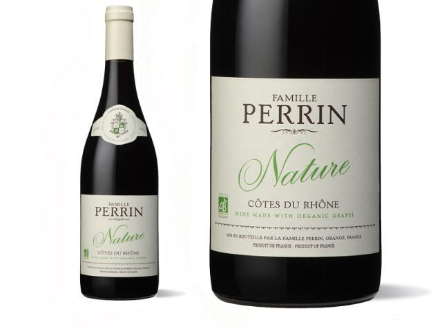 Perrin Nature Rouge 2020 - Macro