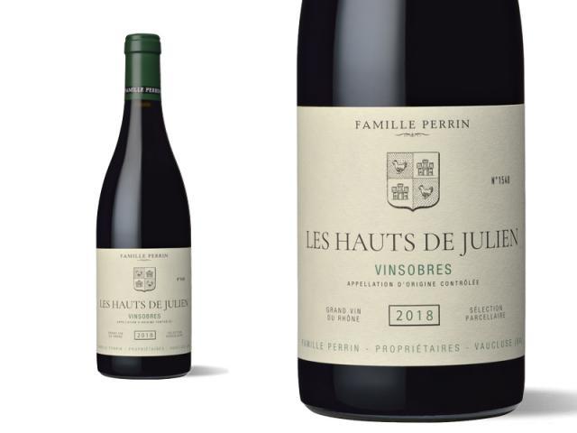 Famille Perrin Sélections Parcellaires Vinsobres - Les Hauts Julien Vieilles Vignes - 2018