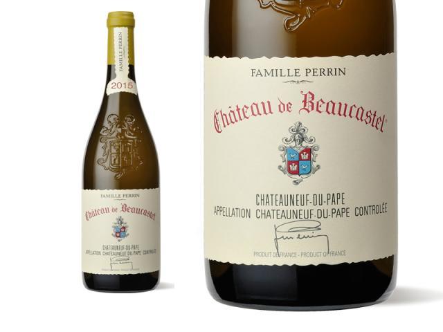 Beaucastel Blanc 2015 Macro