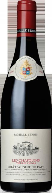 Châteauneuf du Pape Les Chapouins 2006