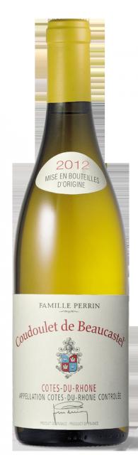 Coudoulet Blanc 2012