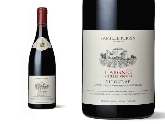 Famille Perrin Sélections Parcellaires Gigondas - L'Argnée Vieilles Vignes - 2014