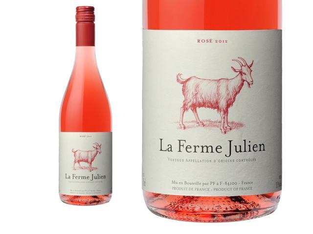 La Ferme Julien Ventoux Rosé 2016