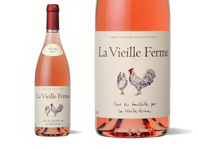 La Vieille Ferme Rosé 2014 Macro VDF