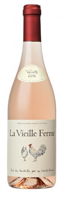 La Vieille Ferme Rosé 2016