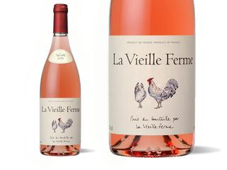 La Vieille Ferme Ventoux Rosé - 2015