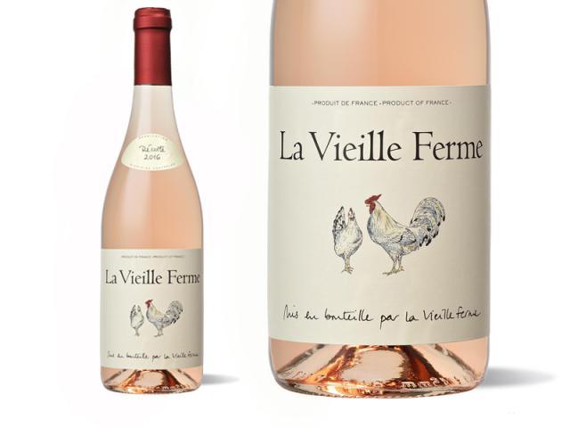 La Vieille Ferme Rosé Luberon 2016 Macro copie
