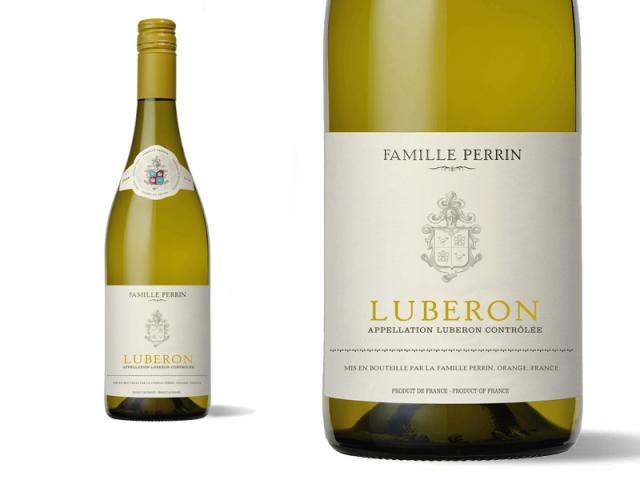 Famille Perrin Luberon Blanc - 2018