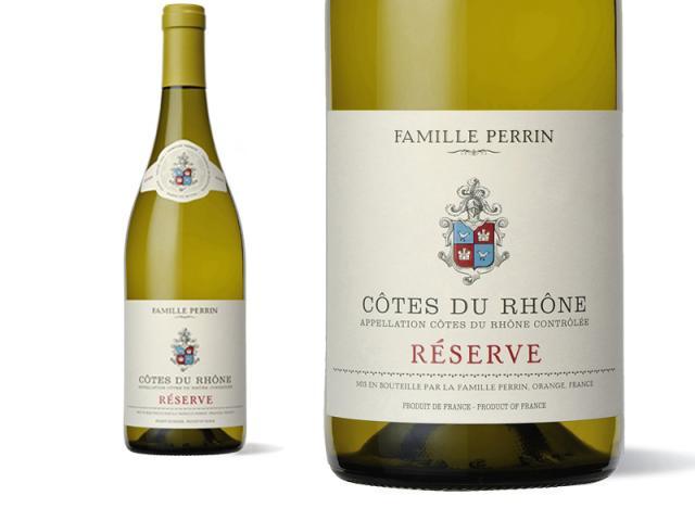 Famille Perrin Réserve Côtes du Rhône Blanc - 2018