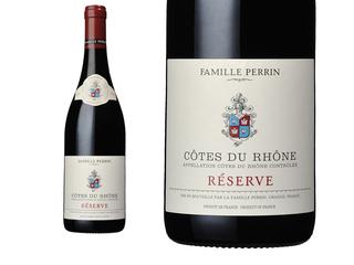 Famille Perrin Réserve Côtes du Rhône Rouge - 2014