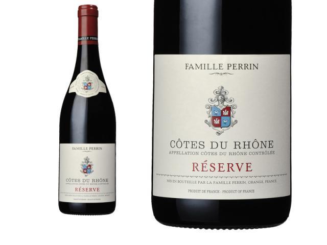 Famille Perrin Réserve Côtes-du-Rhône Rouge - 2018