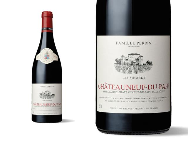 Famille Perrin Châteauneuf du Pape - Les Sinards 2014