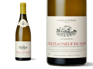 Famille Perrin Châteauneuf du Pape Blanc - Les Sinards - 2014