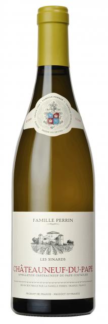 Famille Perrin Châteauneuf-du-Pape Blanc - Les Sinards 2018