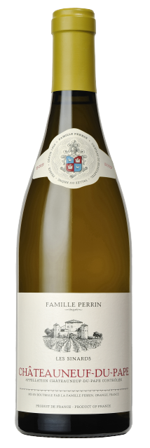 Famille Perrin Châteauneuf-du-Pape Blanc - Les Sinards 2019