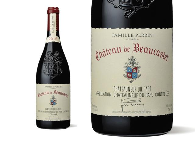 perrin beaucastel rouge 2015 macro jpg 17939 640 Collectors Room